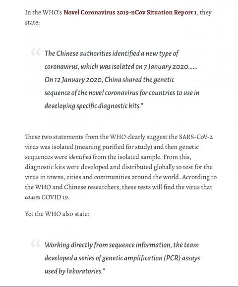 REPORT: Evidence Of Global Fraud – Iain Davis.