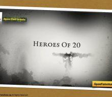 Premiere: Heroes of 20.