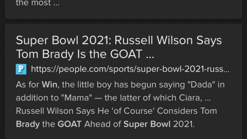 Deep Ongoing Rabbit Hole: What's All The Goat and 1/2 Time About?