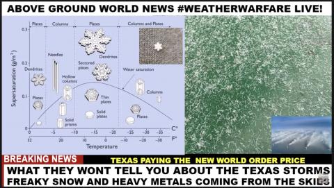 FYI: FREAK SNOW IT WAS ALL PLANNED?