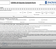 REPORT: MAKE SURE YOU READ THE CONSENT FORM.