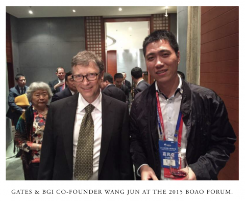 REPORT: EXC: Bill Gates Foundation Funded Genomics Firm 'Mining' DNA Data Through COVID Tests.