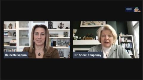 INTERVIEW: THE TOP 10 WAYS THE SHOT WILL AFFECT YOU, REINETTE SENUM INTERVIEWS DR SHERRI TENPENNY
