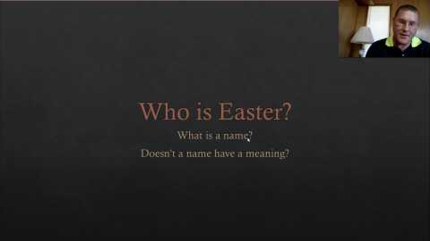 REPORT: Who is Easter